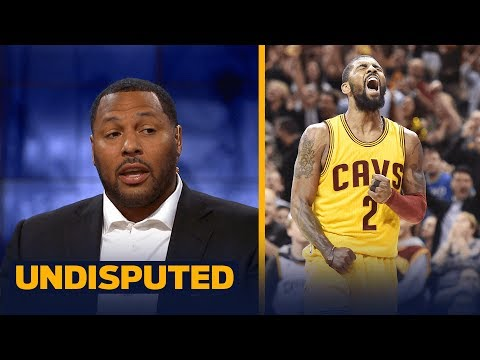 What is Kyrie Irving thinking? Eddie