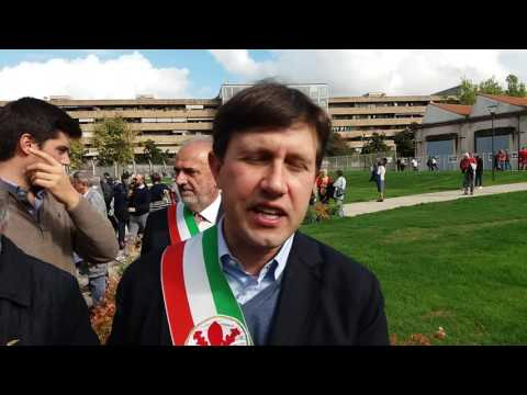Dario Nardella a Nove da Firenze