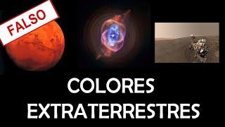Son las imágenes que vemos del espacio realmente como las veríamos con nuestros propios ojos? Aclaremos más mitos...
