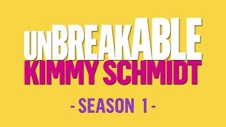 Score of season 1 of Unbreakable Kimmy Schmidt. These tracks were ripped from the credits sequences of season 1. Composed by Jeff Richmond.Tracklist:0:00 Unbreakable1:00 Kimmy Gets a Job!2:07 Kimmy Goes on a Date!3:07 Spiderman: The Musical4:17 Kimmy Kisses a Boy!5:22 Kimmy Goes to School!6:24 Kimmy Goes to a Party!7:27 Kimmy Is Bad at Math!8:16 Dong's Theme8:32 Kimmy Has a Birthday!9:40 Daddy's Boy11:16 Kimmy Rides a Bike! (Part 1)11:53 Kimmy Rides a Bike! (Part 2)12:24 Gonna be Famous (Remix)12:58 Kimmy Goes to Court!