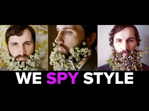 spy - Jenny Bernheim from the blog Margo and Me is our guest this week on We Spy Style! We're flagging men with flowers in their beard and a $500 at-home dry-cleaning system — is it worth the cost?...