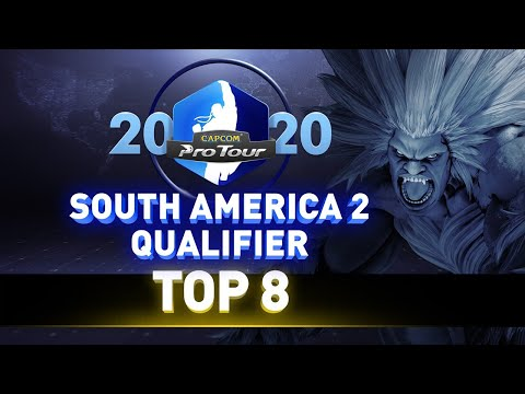 CPT 2020 Online South America #2 - Top 8