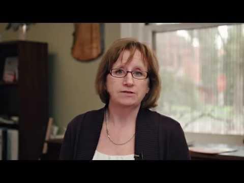 Mary Arnold, afternoon facilitator