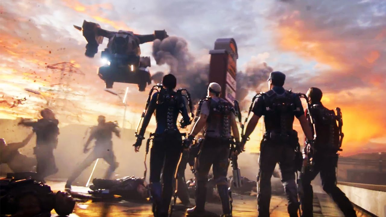 CALL OF DUTY Advanced Warfare – Exo Zombies Infection Trailer #VideoJuegos #Consolas