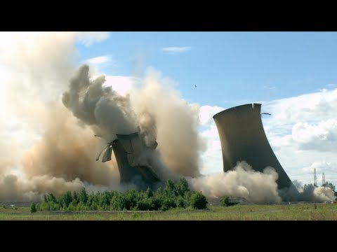 motion - While no one was looking, Gav snuck off to blow up some old power station cooling towers. Follow on Twitter - https://twitter.com/GavinFree Towers Collapsing...
