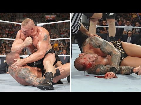 5 MOMENTS IN WWE THAT WERE NOT SUPPOSED TO HAPPEN