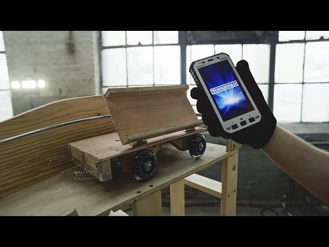 Panasonic Toughpad Rugged Handheld Tablet: The Ultimate Torture Test