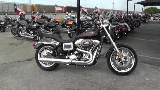 9. 321056 - 2016 Harley Davidson Dyna Low Rider   FXDL - Used motorcycles for sale