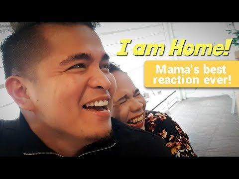 OFW Returns home | Surprise Homecoming | Philippines Vacation 2019