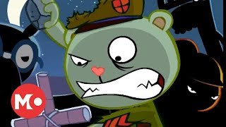  Happy Tree Friends - Happy Trails (Pt 2)
