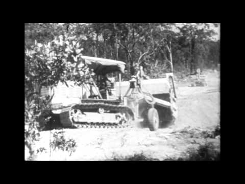 Road Construction in Mountainous Country (1940) (видео)