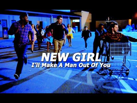 new girl - we are men