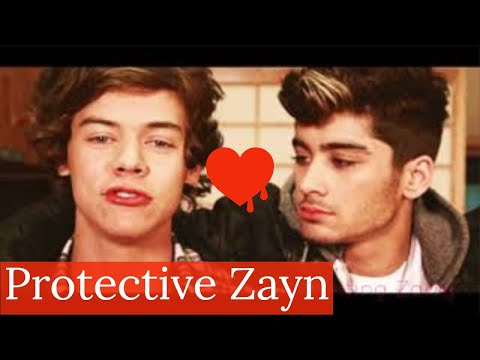 Zayn Was SUPER Protective Of Harry
