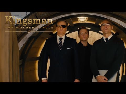 "Kingsman: The Golden Circle | ""Doomsday Protocol"" TV Commercial 