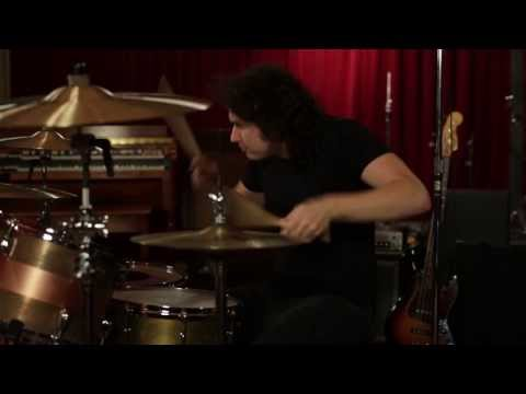 Ilan Rubin – Recording a song with Apogee Duet and Logic Pro X