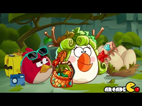 Angry Birds Epic: Final Cave 7 Forgotten Bastion Level 6 – Golden Bad Piggie