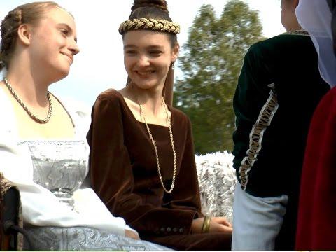 Historický jarmark kněžny Mlady v Milovicích