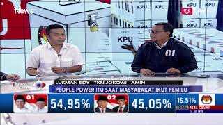 Video SALING SERANG! Kubu 01: Mending Presiden Quick Count daripada Presiden Internal - iNews Sore 22/04 MP3, 3GP, MP4, WEBM, AVI, FLV April 2019
