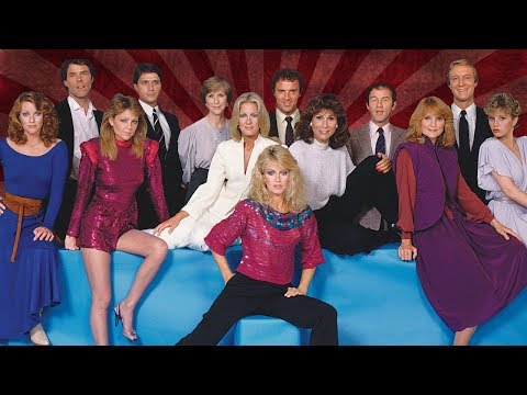 KNOTS LANDING 🌟 THEN AND NOW 2019