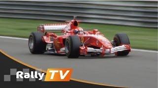 Pure Sound - Ferrari Formula 1 - Spa Francorchamps 2012