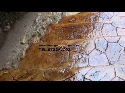 Hormigon Impreso Cascajares De La Sierra 672247692 Burgos