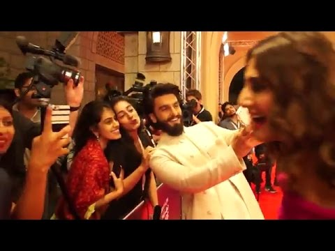 Watch: Ranveer-Vaani's Befikre premiers at Dubai Film Festival