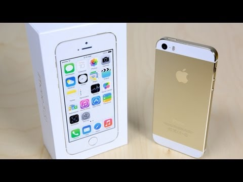 soldierknowsbest - iPhone 5s Unboxing (Gold Edition) Here's my Gold iPhone 5s Unboxing. This is the latest flagship from Apple running iOS 7 and packing a new 64-bit A7 process...