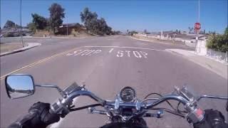 10. First bike, quick ride! 2001 Suzuki Intruder 800