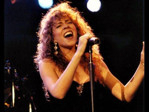 ᴴᴰ Mariah Carey – Vision Of Love (Live at NARM Convention) 1990