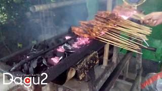 Sate Madura Cak Ahmad, Sate Ayam dan Kambing