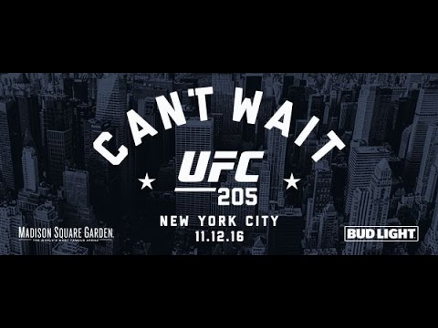 UFC 205 Press Conference_Legjobb vide�k: Sport