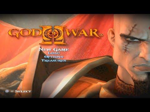 PS2 Longplay - God of War II