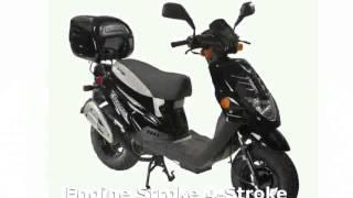 10. 2009 E-TON Sport 50  Info motorbike