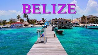 Belize Travel Guide: 10 Best Places to Visit in Belize List of Best Places to Visit in Belize: 1. Belize Barrier Reef, 2. Caye Caulker, 3 ...