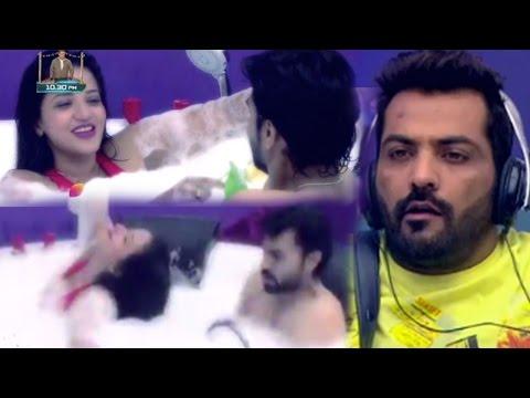 Bigg Boss 10: Monalisa And Gaurav Chopra Get Intim