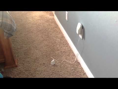 Testing out the Belkin WeMo Control Switch and Belkin WeMo Motion Sensor