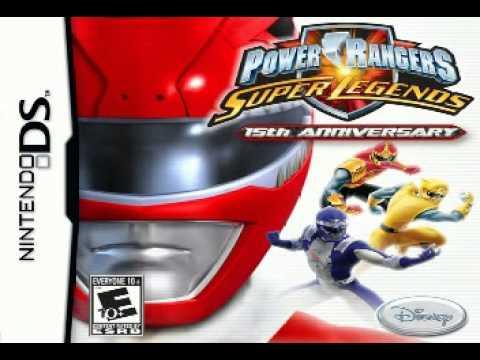 power rangers super legends nintendo ds download