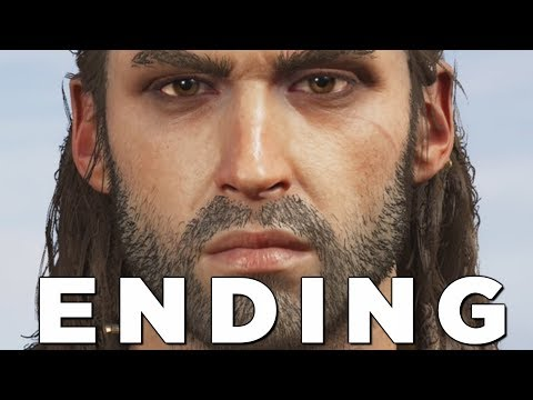 ASSASSIN'S CREED ODYSSEY FULL ENDING & EPILOGUE - Walkthrough Gameplay Part 31 (AC Odyssey)