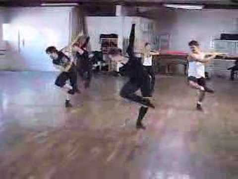 jazz dance OFFJAZZ - dance routines: jazz