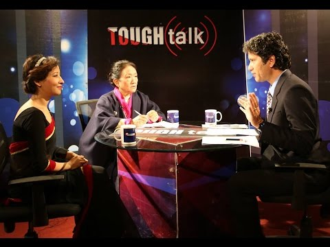 TOUGH talk with Susmita Maskey and Yankila Sherpa