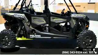 7. 2016 Polaris RZR XP 4 1000 EPS Titanium Matte Metallic  -...