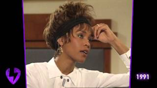 Whitney Houston: The Raw & Uncut Interview - Part 2 - 1991