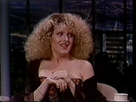 "Bernadette Peters--""Dedicated To The One I Love,"" ""Don't""--1981 TV"