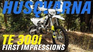 5. 2019 Husqvarna TE 300i | First Impressions