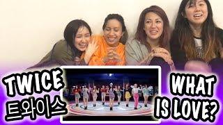 Video [KPOP REACTION] TWICE 트와이스 -- WHAT IS LOVE? MP3, 3GP, MP4, WEBM, AVI, FLV Juli 2018