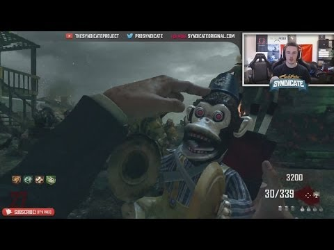 Blackops - Be sure to leave a LIKE rating for more Zombie Streams! ○▻ Subscribe to see more videos from me! http://bit.ly/SubToSyn Tweet @ProSyndicate to ask me a quest...