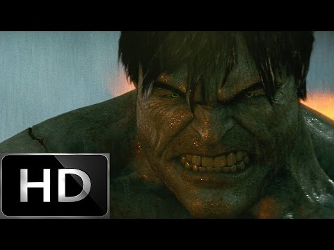 Hulk Vs. Army & Emil Blonsky - The Incredible Hulk-(2008) Movie Clip Blu-ray HD Sheitla