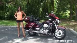 1. New 2014 Harley Davidson CVO Limited Motorcycles for sale