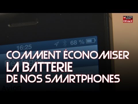 comment economiser batterie android