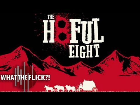 The Hateful Eight - Official Movie Review (видео)